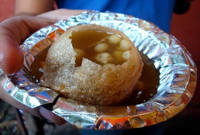 Phuchka, Kolkata Street Food