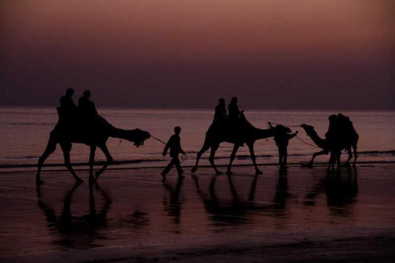 Mandvi beach, Rann Kutch Utsav
