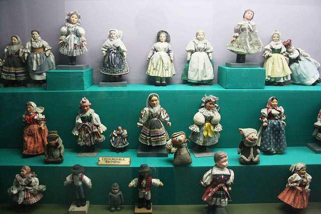 International Dolls Museum, Delhi | Museums in India