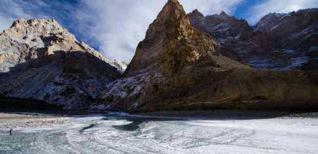 Ladakh in Winter: 11 Reasons why it is for travellers and not for tourists #TWC