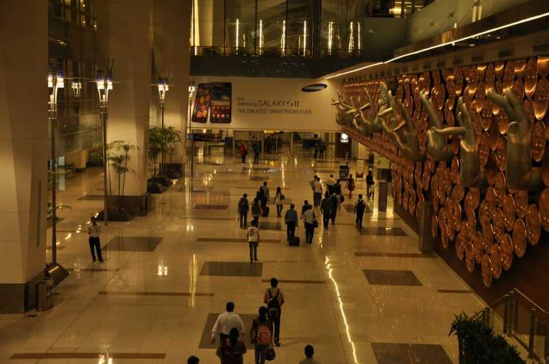 Indira Gandhi International Airport, Best airport in India