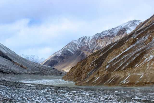 ladakh in December