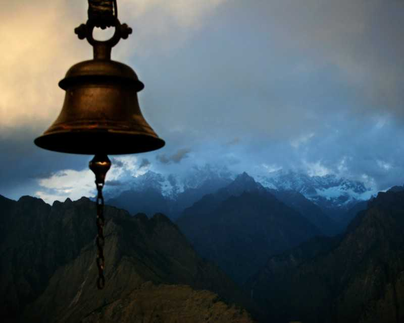 Auli, places to visit in april in india