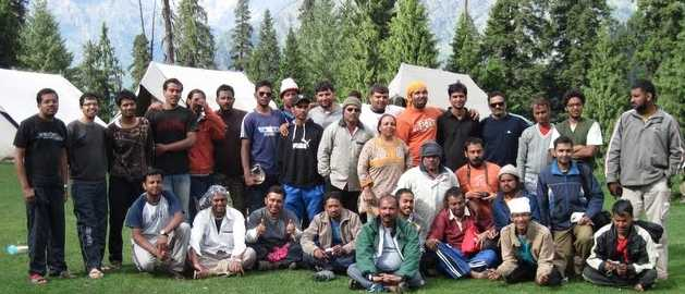 YHAI Treks, Youth Hostes Association of India