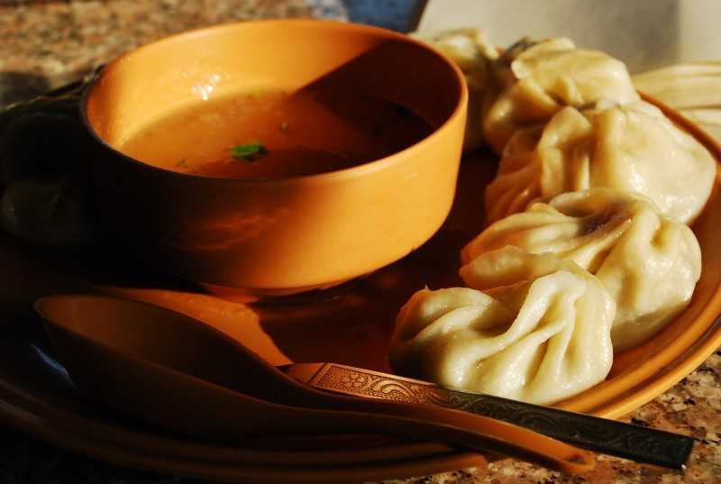 Sikkimese momos Source