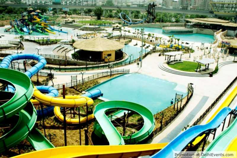Oysters,  Best water parks in India