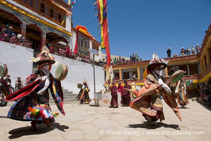 Karsha Gustor Festival, July