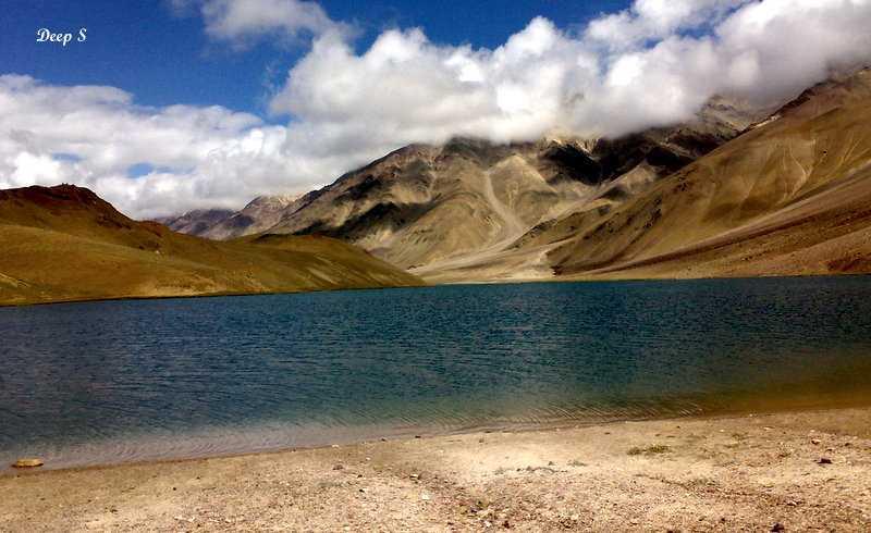 Chandra Taal Lake