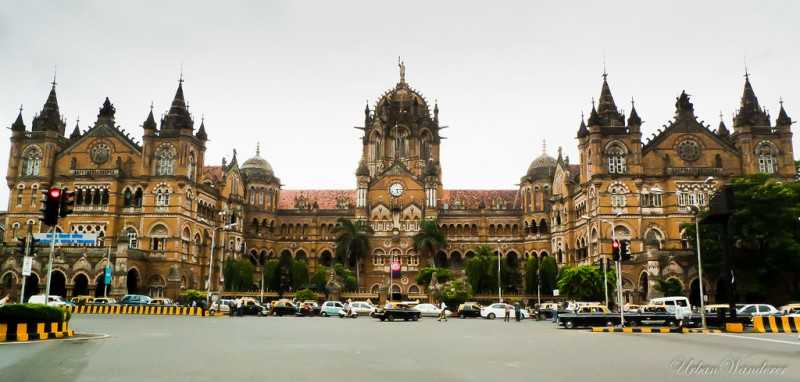 Victoria Terminus, most beautiful railway station in India