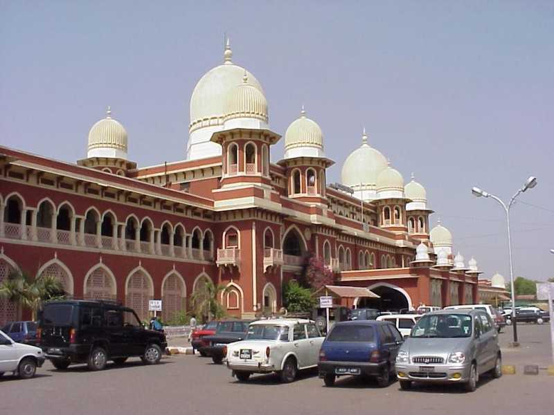 Kanpur Central, Railway Station in India