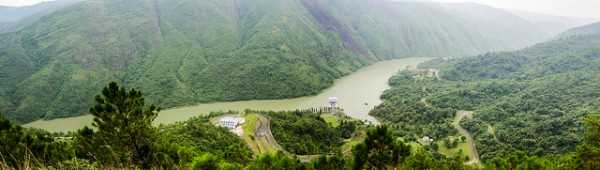 Shillong reservoir - Best paces to visit in May in India
