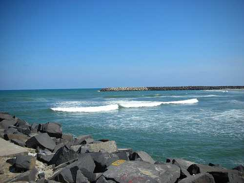 pondicherry beach places to visit during new year