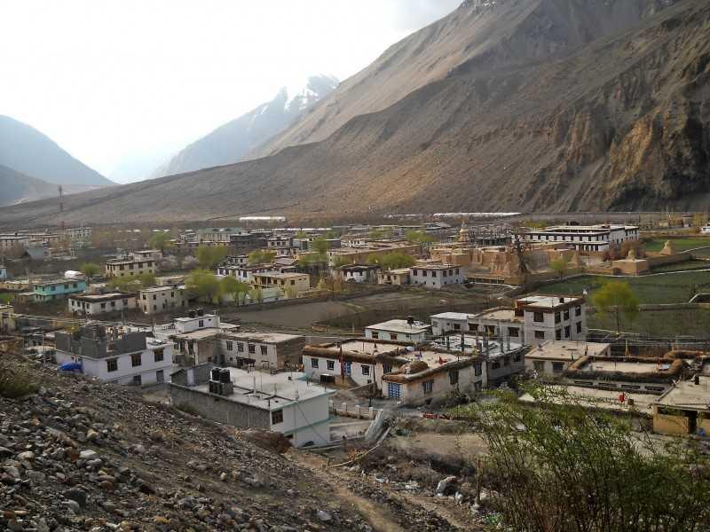 Tabo Village, Spiti