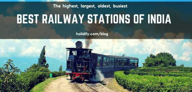 Best Railway Stations In India: Vintage Essentials