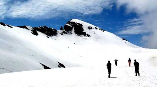 Manali - Best places to visit in May in India