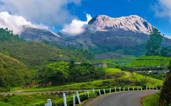 Munnar - Best places to visit in May in India