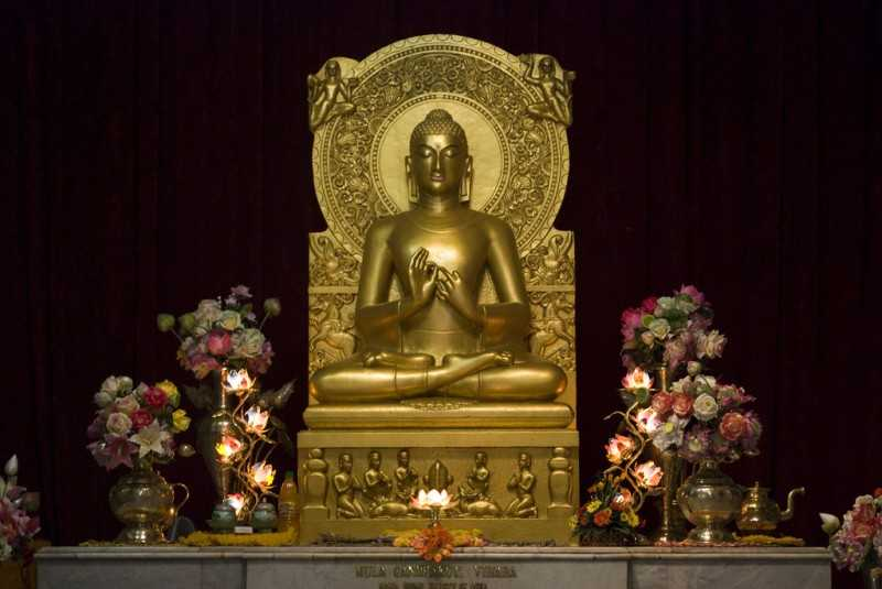 Sarnath Buddha Poorima - Fairs And Festivals in May in India