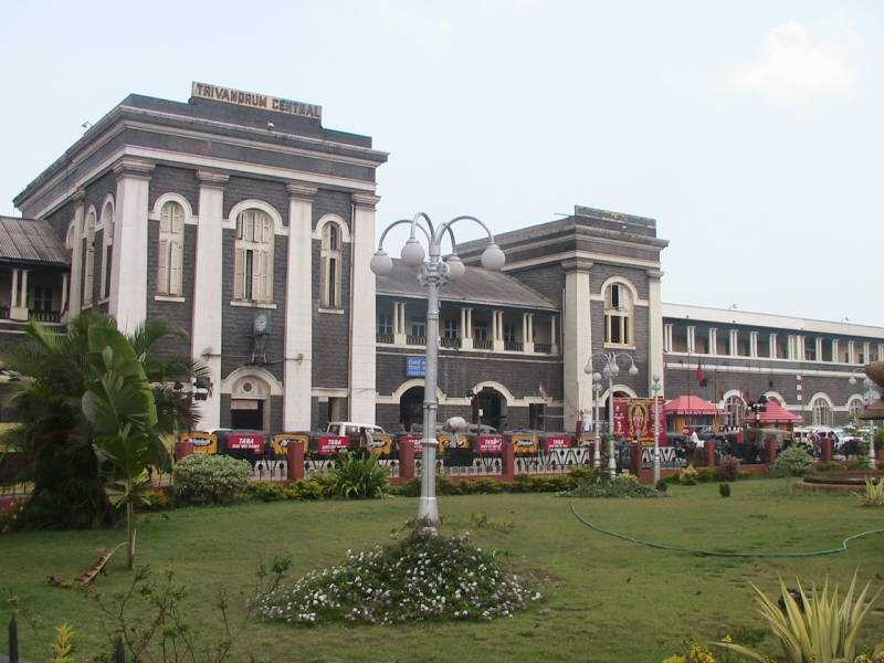 Railway Stations in India