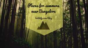 bangalore summers