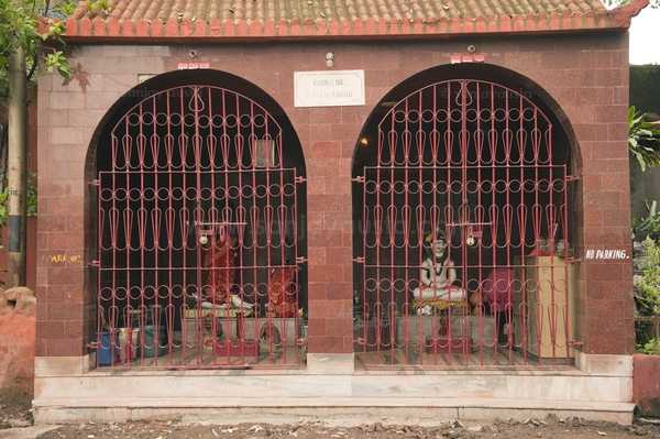 Chinese Kali Temple in Kolkata - Unusual Temples in India