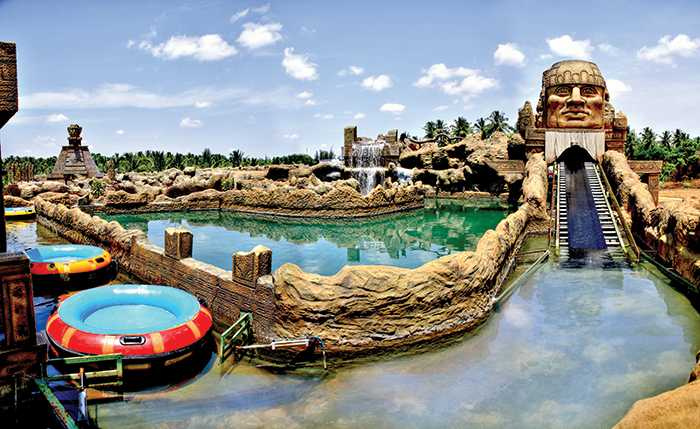 GRS, Best water parks in India