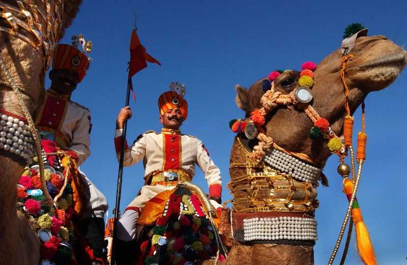 Summer Festival at Mount Abu - Fairs and Festivals in India in May