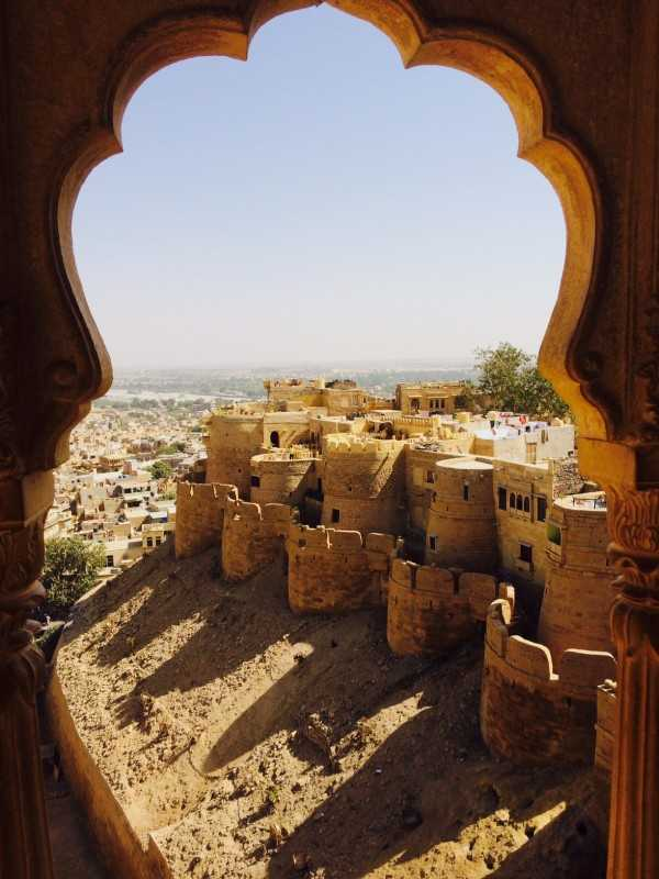 Jaisalmer Fort _ Rajasthan Trip