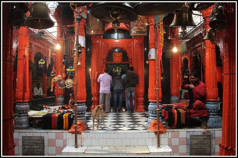 Kala Bhairav Temple in Varanasi - Unusual Temples in India