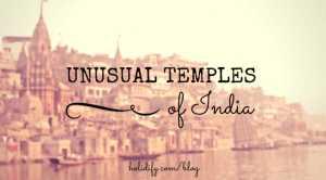 unusual temples