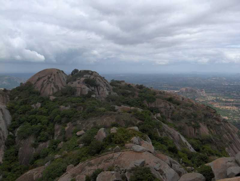 Savandurga, one day trip from Bangalore