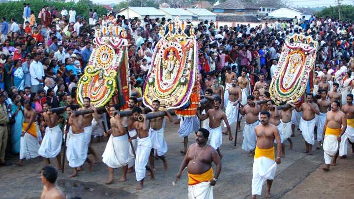 Festival in November India