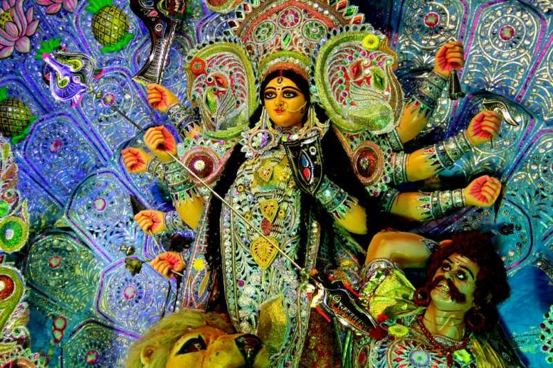 Durga Puja: Fairs and Festivals in October in India: 2017
