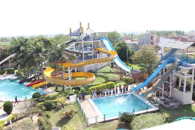 Funcity,  Water Park in India