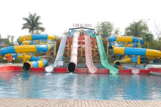 Water Park in India