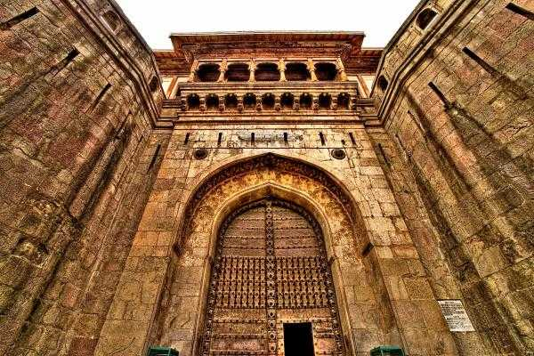 Shaniwarwada Fort, haunted places in pune