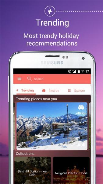 Nearby app india