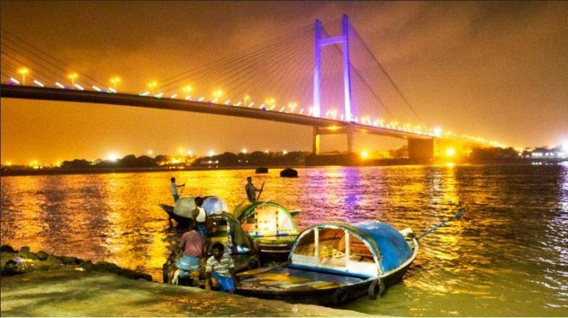 Princep Ghat, Kolkata  Image by: Pratik Kayal   Image Source