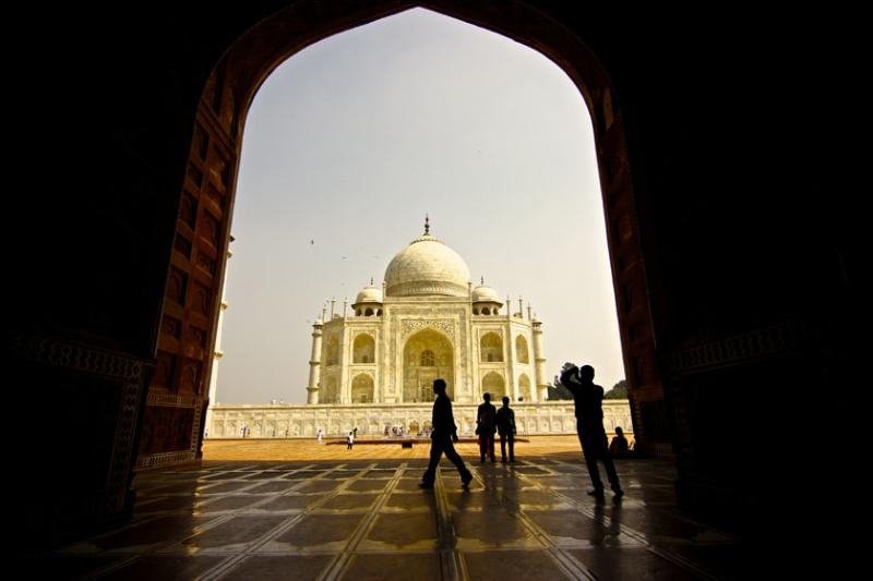 October 23 – Taj Mahal of Agra