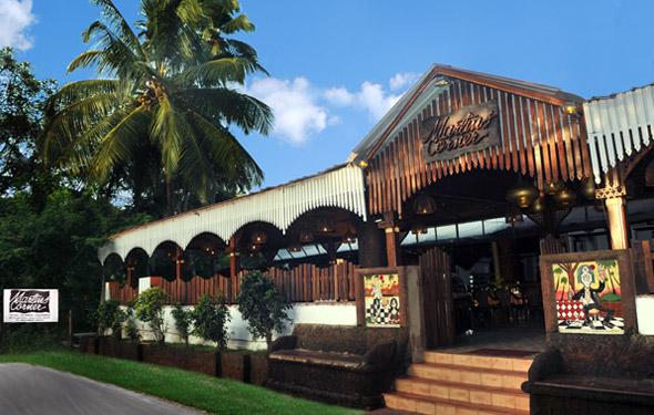 Martin's Corner, Shacks at Goa