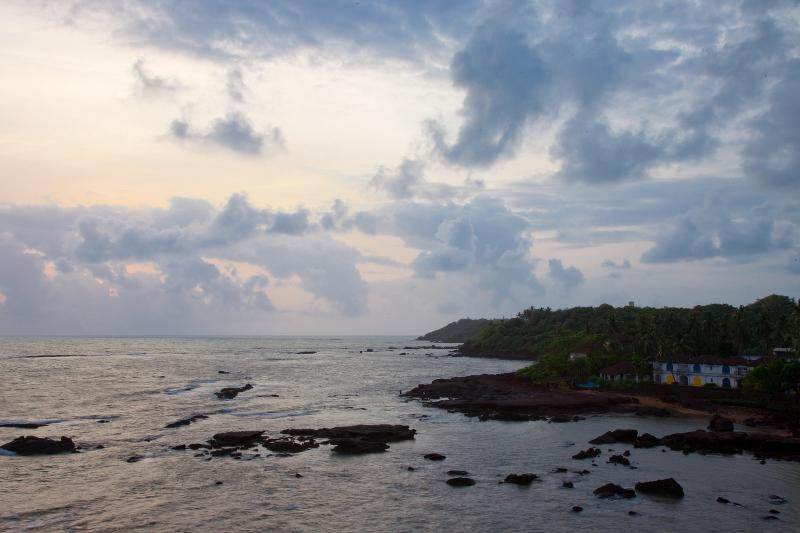 Goa, Places to visit in August in India