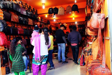 Leather Store
