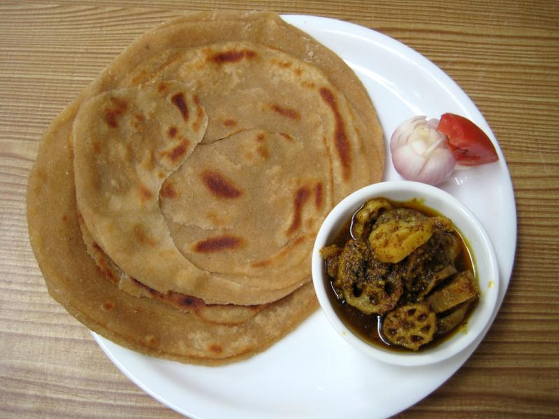 Moolchand Parathewala, Delhi Street Food