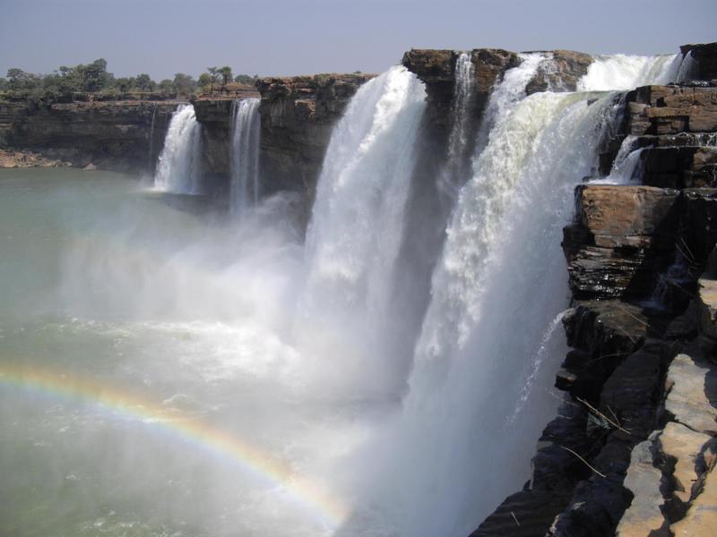 The Indian Niagara Falls of Chhattisgarh