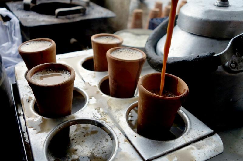 Eastern Region Tea, Uttar Pradesh Food