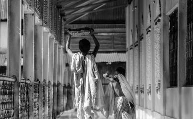 The young Satriya follows his guide