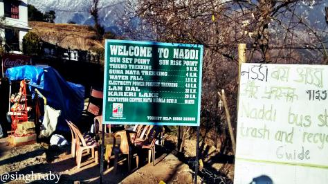 Welcome to Naddi Point