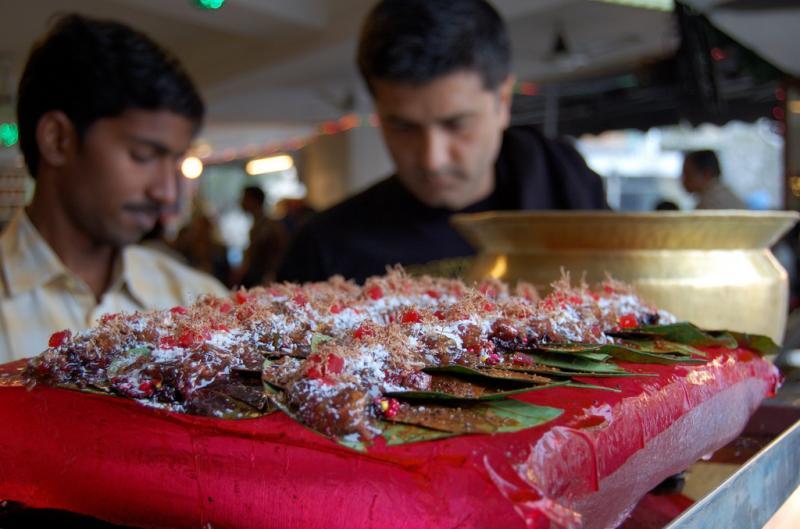 Prince pan, Delhi Street Food
