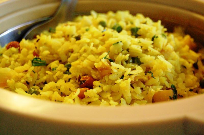 Uttar pradesh food the ultimate cuisine guide tehri of lucknow uttar pradesh food source forumfinder Images