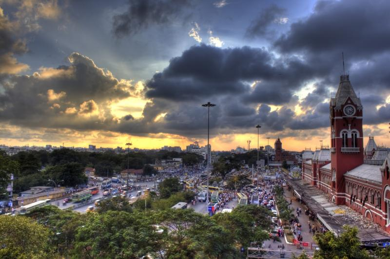 Chennai Central (Source)