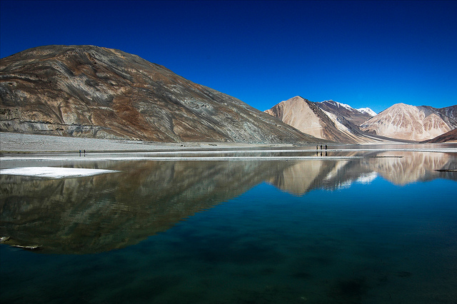Pangong Lake, Ladakh (Source)